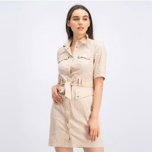 ✨Host Pick ✨Shirt dress guess by marciano